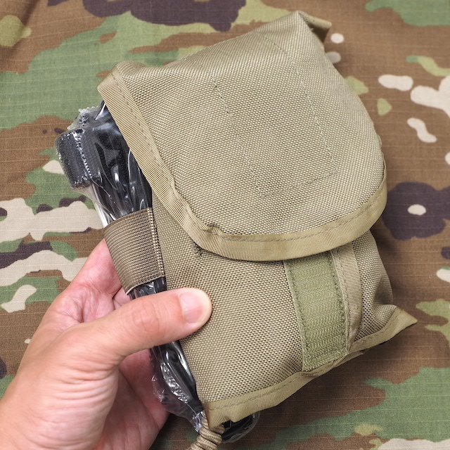 US(米軍放出品)IFAK ファーストエイドキットセット 中身入り [OECP][Individual First Aid Kit]