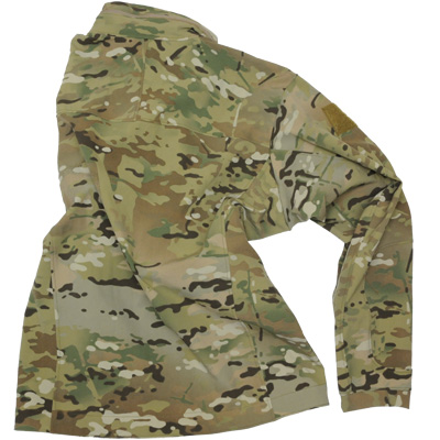 【Wild Things Tactical】Softshell Jacket Light Weight MultiCam [ヨルダン製]【送料無料】