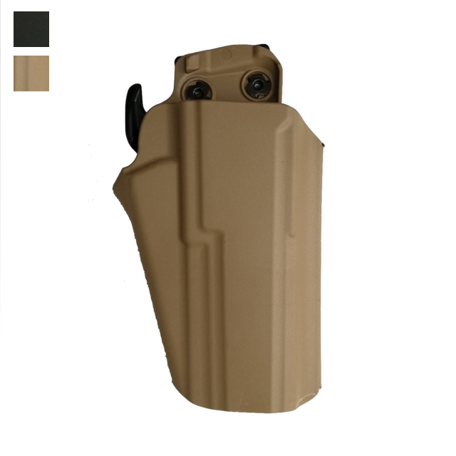 SAFARILAND(サファリランド)579-450 GLS Pro-Fit Holster (with Belt Clip) WIDE LONG プロフィット ホルスター ベルトクリップ ワイドロング