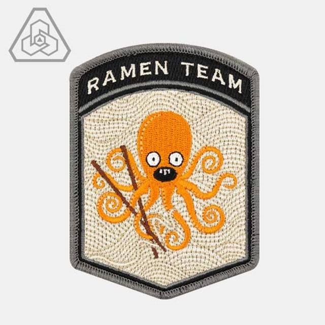 PROMETHEUS DESIGN WERX (プロメテウスデザインワークス) SPD Ramen Team Flash 2020 Morale Patch [フック付き]