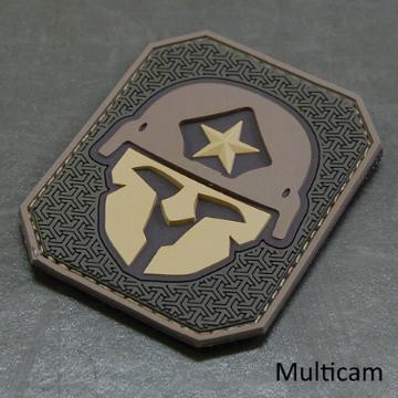 【クリアランスSALE】MSM(ミルスペックモンキー)Modern Spartan Large PVC [ベルクロ付き]