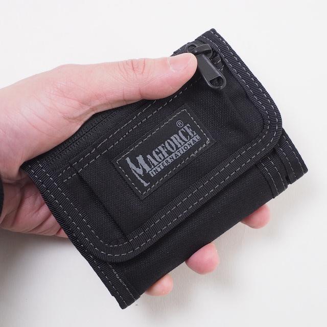 MAGFORCE(マグフォース)EDC Wallet [MF-0277][Black]