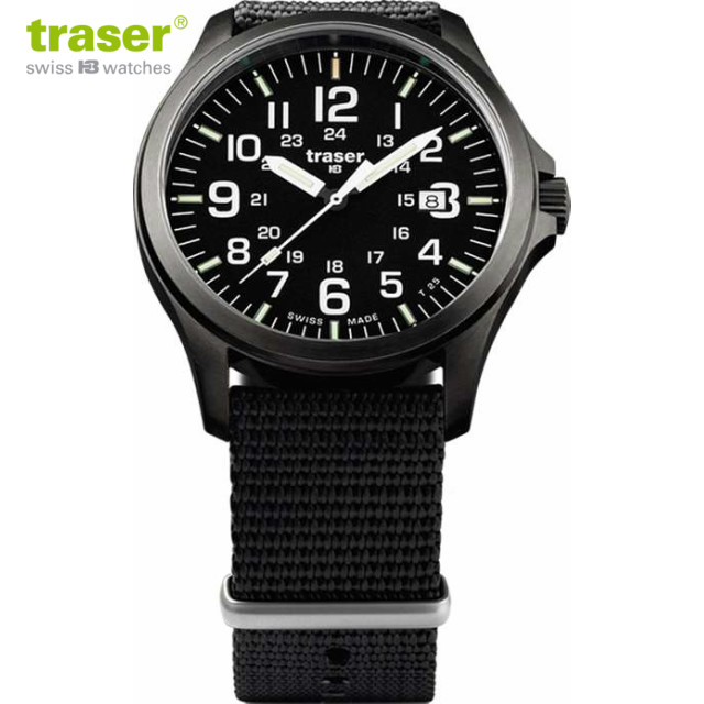 Traser(トレーサー)OFFICER PRO ミリタリー ウォッチ [103350]
