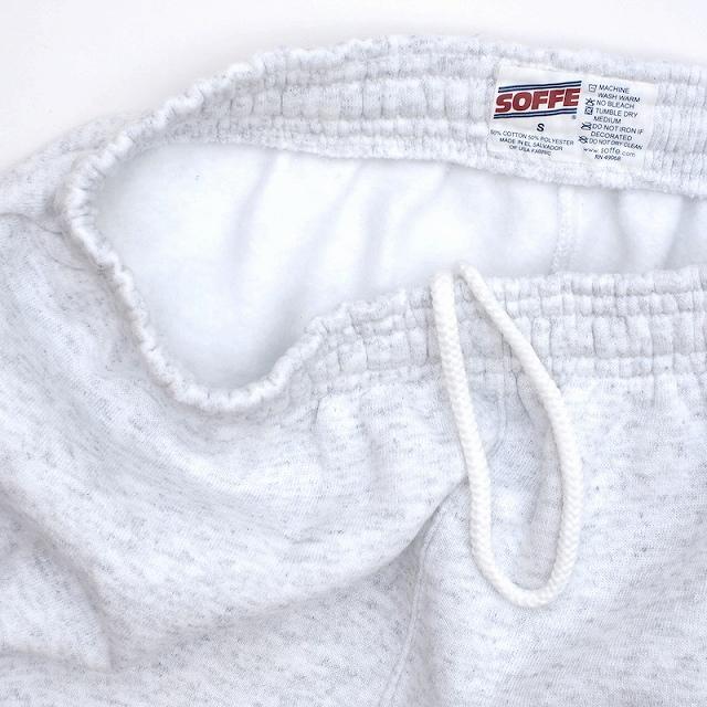 SOFFE(ソフィー)ARMY Sweat Pants [D0008313][ASH]