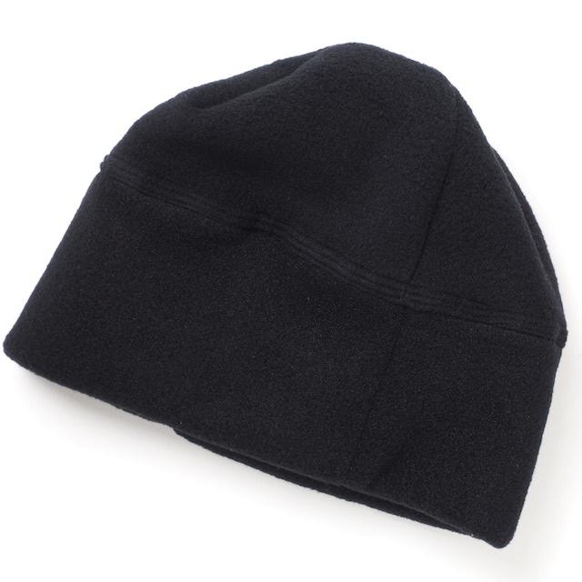 US(米軍放出品)US Fleece Cap クラシック 200 フリースキャップ [BLACK]