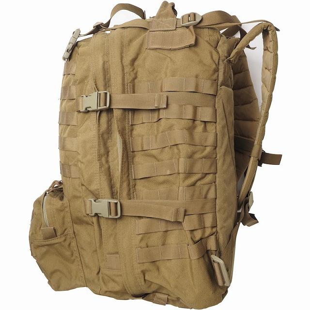 US (米軍放出品) T.A.G. 3デイパック[Khaki][中古品][Sentinel Pack]