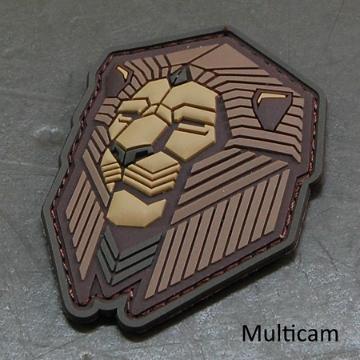 【クリアランスSALE】MSM(ミルスペックモンキー)Industrial Lion PVC [ベルクロ付き]