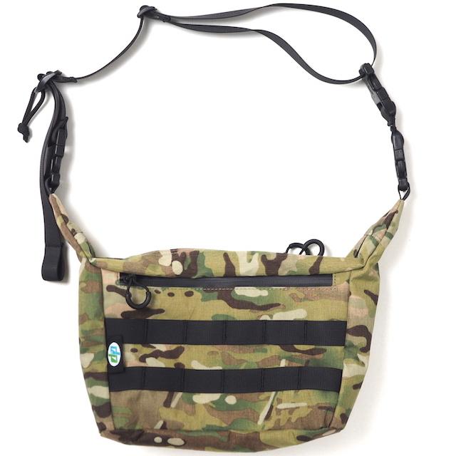 Military(ミリタリー)ADJUSTABLE X PACK [Multicam][アジャスタブルエックスパック][dimension-polyant X-Pac]