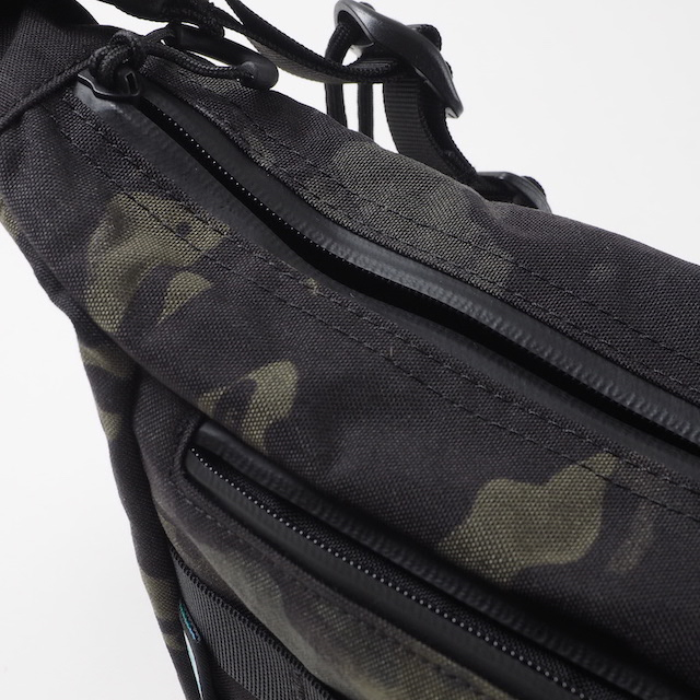 Military(ミリタリー)ADJUSTABLE X PACK [Multicam Black][アジャスタブルエックスパック][dimension-polyant X-Pac]