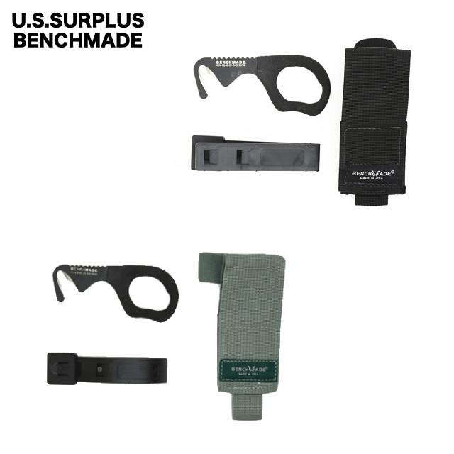 US(米軍放出品)BENCHMADE 7Hook ストラップカッター [Black][Foliage Green]
