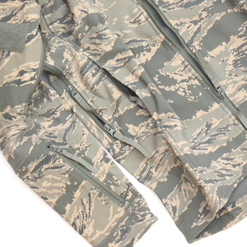 Wildthings Tactical(ワイルドシングス タクティカル)【USAF】ソフトシェル ジャケット フリースライニング ABU【送料無料】