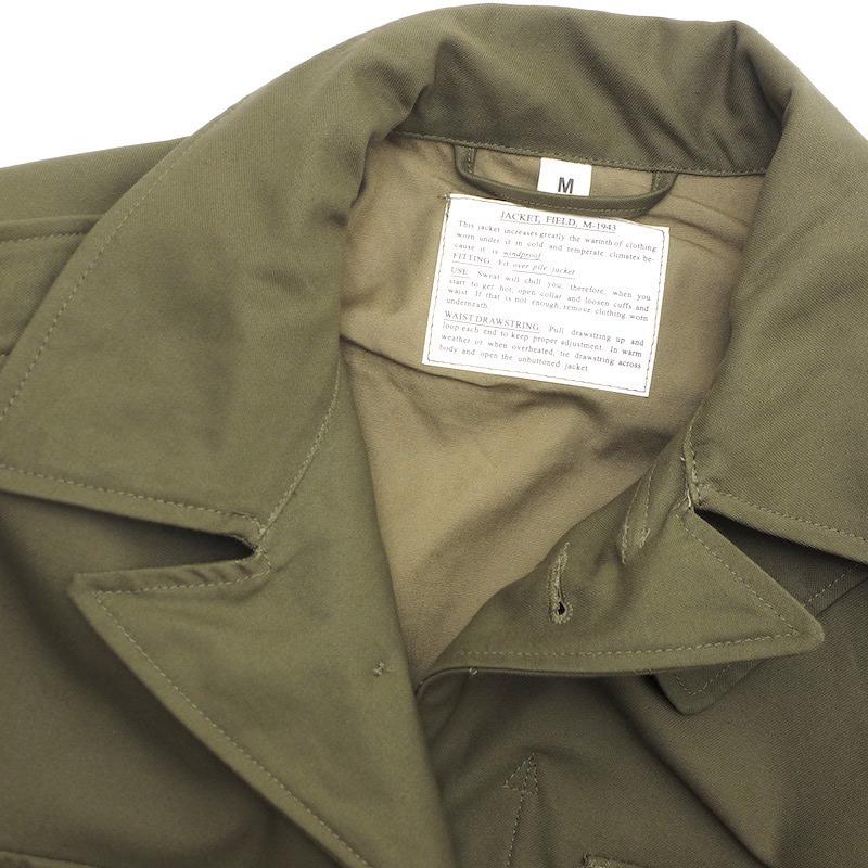 SESSLER(セスラー)M-43 Field Jacket OD【中田商店】