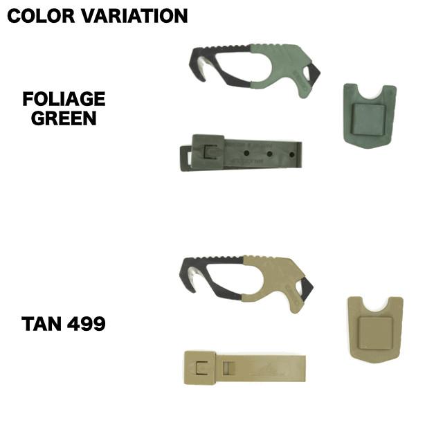 US(米軍放出品)GERBER ストラップカッター GHK [Foliage Green][Tan499]