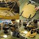 【数量限定特別価格】US(米軍放出品)USMC Improved Bed Net ポップアップベッドネット コヨーテ【送料無料】