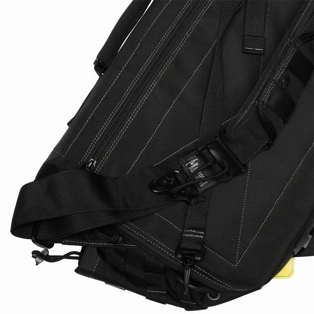 MAGFORCE(マグフォース)Tactical Messenger Bag Black  タクティカルメッセンジャーバッグ ブラック [MF-6023][ショルダーバッグ]