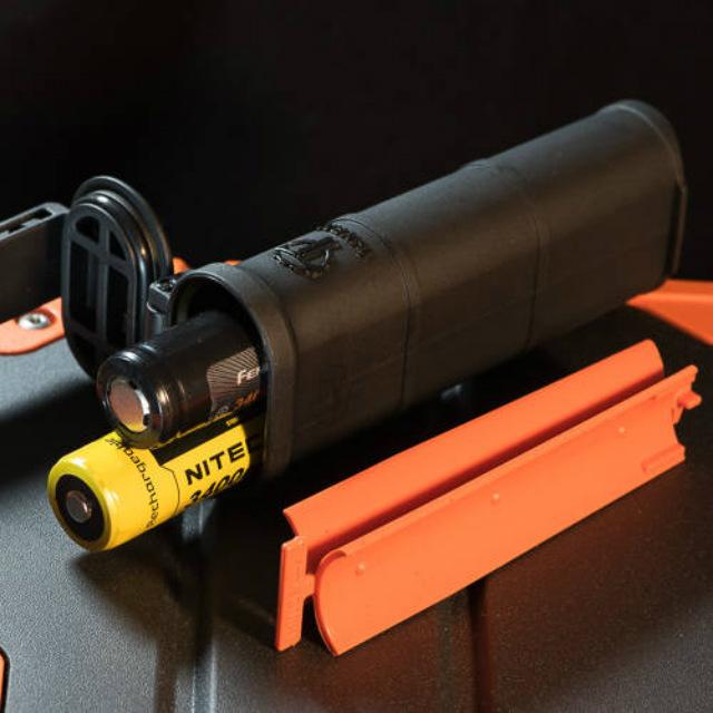 THYRM(サイリム)CellVault XL Battery Storage [7色] セル ヴォールト XL バッテリー ストレージ 防水 電池&ギア ケース
