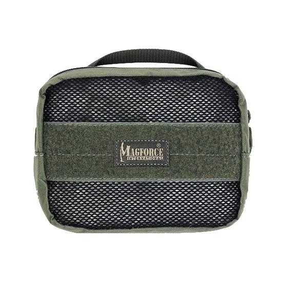 MAGFORCE(マグフォース)5×7 Organizer [Foliage Green][MF-3577][ベルクロオーガナイザー]