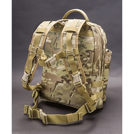 J-TECH(ジェイテック) MOLLE II ASSAULT BACKPACK SMALL [AMC、Black、Coyote Brown、OD]
