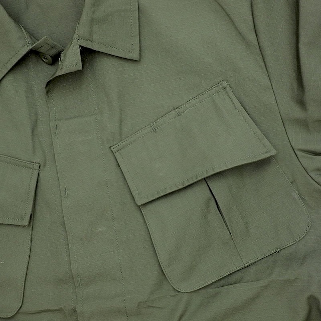 SESSLER(セスラー)後期型 ジャングル ファティーグ ジャケット OD リップストップ【中田商店】