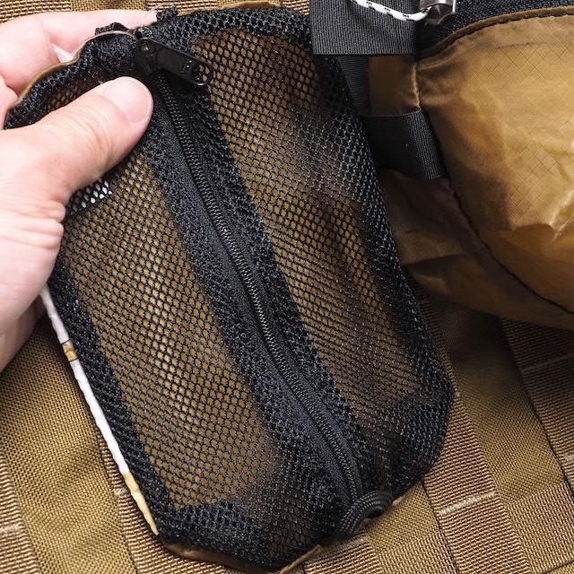 Granite Tactical Gear(グラナイトタクティカルギア)Tactical Air Zippsack 5L [Coyote][ジップサック]