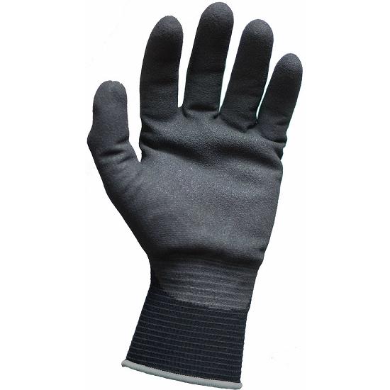 Mechanix Wear(メカニクスウェア )Knit Nitrile 【BLACK】ニットニトリルグローブ [正規品]