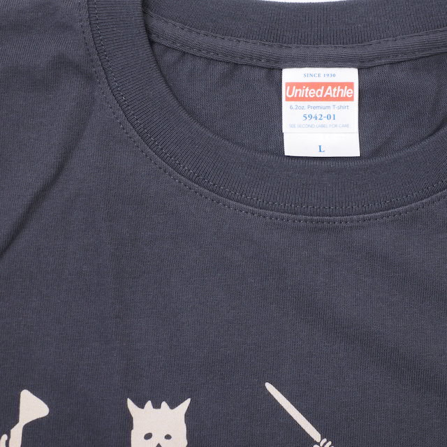【Military Style/ミリタリースタイル】BLACK BEARD [黒髭] FLAG ショートスリーブ Tシャツ[2色]