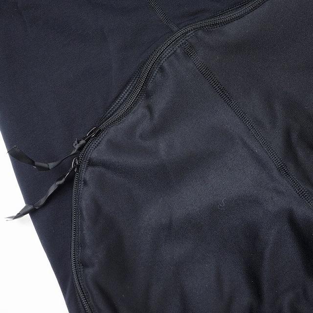 US(米軍放出品)Polartec Power Stretch Bib Overall W/ Drop Seat [新品][Polyester Lycra]