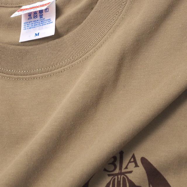 【Military Style/ミリタリースタイル】NAVY SEAL TEAM 3 ALPHA PLATOON [DARK ANGEL] ショートスリーブ Tシャツ[2色]