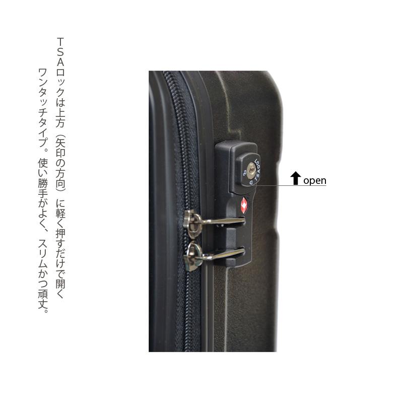 アートスーツケース|ベーシック  カラードット(ブラック)|ジッパー4輪|機内持込|キャラート