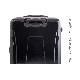 キャラート|アートスーツケース|TETRIS™|テトリス ツートン (ホワイト)|フレーム4輪|63L