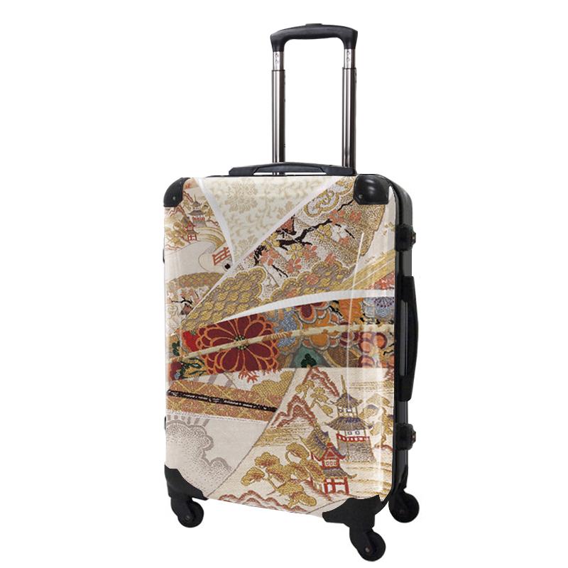 アートスーツケース|ジャパニーズモダン 美結2|フレーム4輪|63L|キャラート