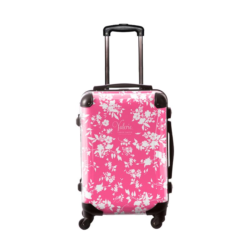 アートスーツケース|Valerie Tabor Smith v05|フレーム4輪|機内持込|キャラート