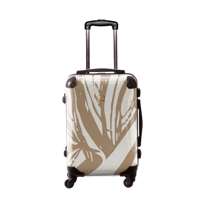 アートスーツケース ベーシック  ソフィスティ(ベージュ) フレーム4輪 機内持込 キャラート