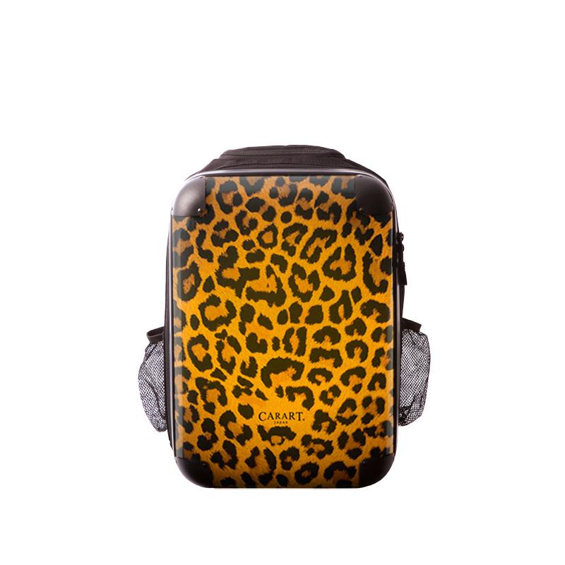 アートリュックサック|ベーシック 豹(ゴールド)|S 15inch|M 18inch