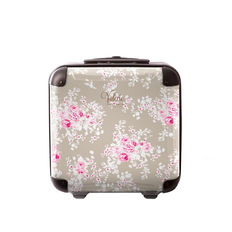 アートスーツケース|Valerie Tabor Smith v06|ジッパー2輪|機内持込|キャラート