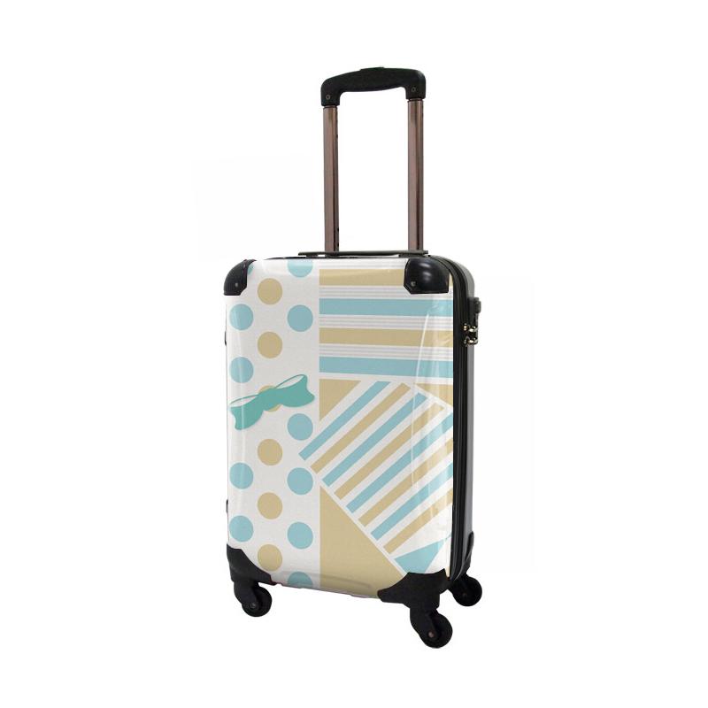 キャラート 着替えデザインシート プロフィトロール ポポ(ブルー) アートスーツケース CR-A02/CR-A02H用