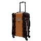 キャラート|アートスーツケース|ベーシック  グラム(オレンジ)|フレーム4輪|63L