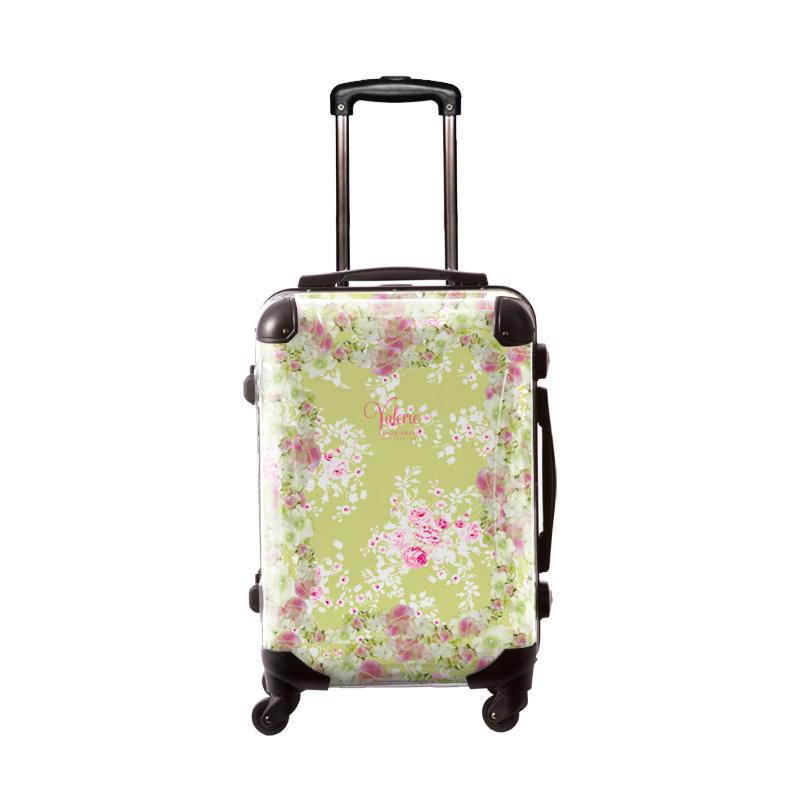 アートスーツケース|Valerie Tabor Smith v10|フレーム4輪|機内持込|キャラート