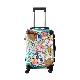 アートスーツケース|ScoLar|スカラー メルヘンポップ|ターコイズ|機内持込|キャラート