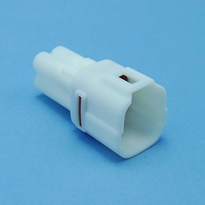 FRS型4極オスコネクター(白色)