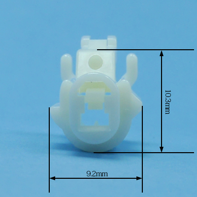 FRS型1極メスコネクター(白色)