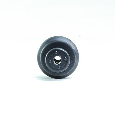 X型ワイヤー防水シール(黒色)