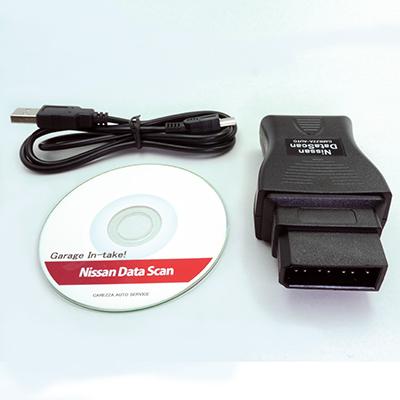 DataScanIソフト&USBインターフェース