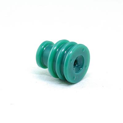 W型ワイヤー防水シール(緑)