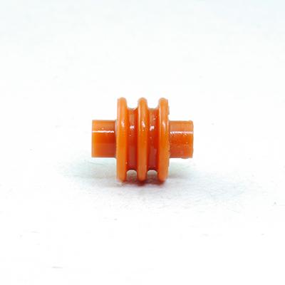 W型空端子用プラグ(オレンジ)