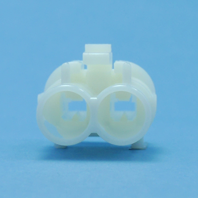 FRS型2極メスコネクター(白色)