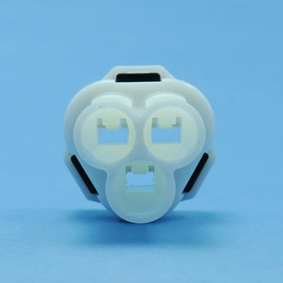 FRS型3極オスコネクター(白色)