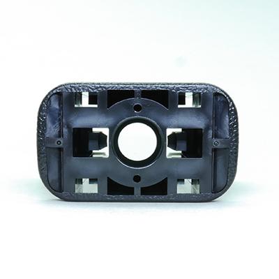 OBD型16極オスコネクター用リアホルダー(ショートタイプ)