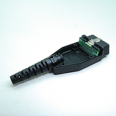 OBD型16極オスコネクターキットA