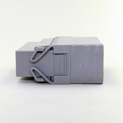 C型14極オスコネクター(灰色)